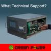 48v dc 240v ac inverter Onsite Test module combination DIY