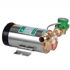 Automatic household water pressure booster pump for shower