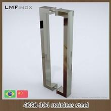 800MM crystal hardware furniture handle fashion modern 128mm