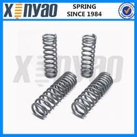 Spiral custom carbon fiber spring