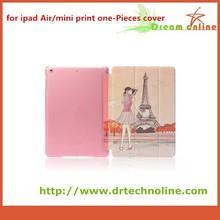 New model cute printing cover for ipad air/mini