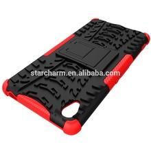 wholesale Heavy duty for sony Z3 TPU+PC hybird phone case