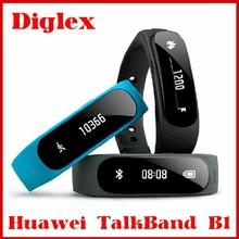 Original Huawei TalkBand B1 Bluetooth Smart Bracelet Fitness Wristband IP57 NFC Sports Smart Band