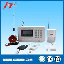 wireless panic button alarm system / sms alert alarm system