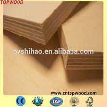 CARB P2 glue UV birch plywood B/C garde manufacturer_plywood decoration