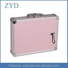 Custom Hard Aluminum Laptop Case Hard shell Metal Lap top Case ZYD-SM111301