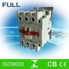 new design orange color CJX2 electromagnetic contactor