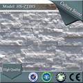 Decorativa hs-zt003 prefab stone painéis de cultura para tv parede de fundo