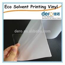 wholesale transparent pvc self adhesive vinyl film for car