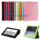 Folio Wake up/Sleep Leather magnetic slim leather smart cover stand case for iPad Mini iPad Mini Retina