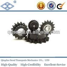 ASA40 45C 15T single 08A-1specification standard chain sprocket