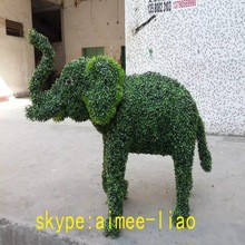 Q111297 artificial grass animal topiary natural look artificial topiary animal