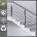 السور الفولاذ المقاوم للصدأ الخارجي/ درابزين الدرج