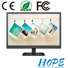 Hot sales 2014 20 inch professional TFT LED monitor/computer monitor led/cheap led monitor with VGA