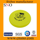 plastic frisbee toy for dog