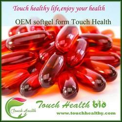 Top Quality China Manufacture Amino acid vitamin softgel capsule