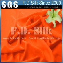 Hellosilk top selling popular commercial silk georgette pleated