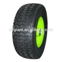 "Big Pu Wheels for Lawn mowers 16"" x 6.50-8"