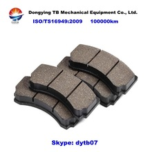 auto break pad for toyota with factory price