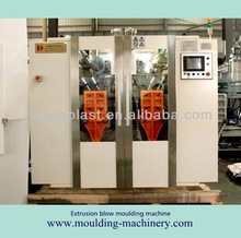 Single station fully automatic extrusion blow molding machine HTS-2L ice pop making machine