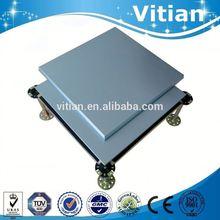Vitian anti-static pvc tile flooring for industry/heavy for data center