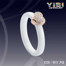 mineralized ceramic cross partition ring ceramic ring in chemical plant