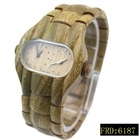 wholesale new design fashion wooden watch