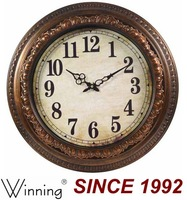20 Inch Old Fashion Home Decoration Antique Wall Clock