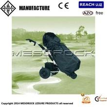 Golf Bag and Trolley Black Bag Waterproof Rain Cover Cape