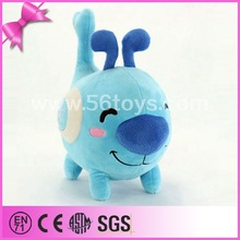 Creative soft plush mascot toy custom plush fish plush plane toy for kids
