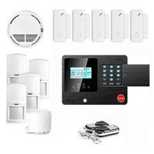 Home,house,power station, transportation, oil, coal, railwa Usage GSM Alarm Smart Home Wireless burglar Alarm System