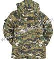 ป่าอำพรางกองทัพดิจิตอฤดูหนาวเสื้อ, ผู้ชายเสื้อwindproof, เสื้อทหารกลางแจ้ง