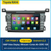 8 inch Toyota RAV4 2013 Android 4.2 Car DVD Digital Radio Tuner FM AM GPS DVD SD Free WiFi& 8G Storage