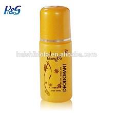 body deodorant 10ml pocket brand deodorant roll on alcohol free