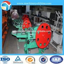 Automatic nail making machinery/nail and screw making machines