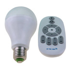 Hotsale Wifi controll E27 bulb light ,dimmable led bulb, color temperature adjustable ,3 years warranty