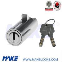 MK207 Anti-drill pin mechanism toy vending machine lock