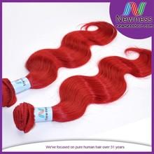 5a 100% human hair virgin brazilian hair extensions machine fusion