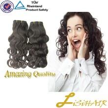 Wholesale Human Hair Weave Distributors Virgin Hair Ponytail