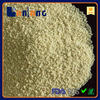 Macroporous weak base anionic exchange sulfonic anion resin polymer