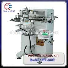 ASFSU300R Cylindrical silk scren printing machine