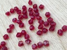 natural garnet stone
