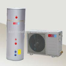 air/ water heatpumps split