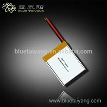363048 450mah GPS Li Polymer Battery 3.7v
