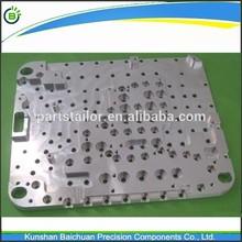 CNC DRILLING PROCESSING/ HIGH QUALITY CUSTOM ALUMINIUM PARTS