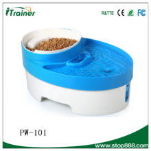 Automatic pet feeder PW-101 dog fountain doggie&cat water fountain