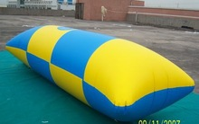 Colorful inflatable water pillow,inflatable water launch,inflatable water catapult blob
