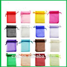China Cheap Organza Bag /Pouch Personalized