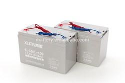 Battery 12v/24v/48v 100Ah solar power/wind energy/UPS backup batteries