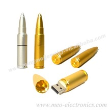 Alibaba china Metal Bullet USB stick, Metal USB flash drive Bullet